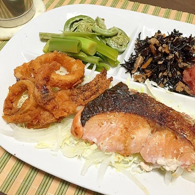 クックパーって便利だな フライパン焼き鮭の極意っ!