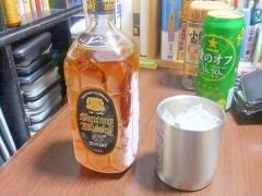 ウイスキー 冷凍庫