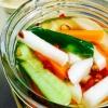 作り置き★冷蔵庫の野菜で♪ありものピクルス!