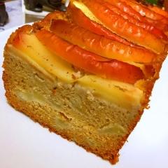 ガレットミックスdeたっぷり林檎のパウンドケーキ