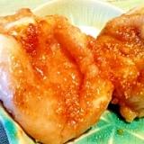 お手軽五平餅風 塩麹で甘辛おやつ焼き餅
