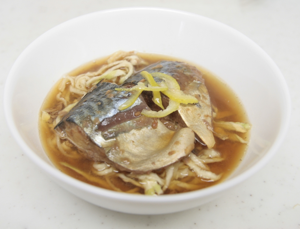 サバの缶詰で簡単煮物!サバと切り干し大根のサッと煮