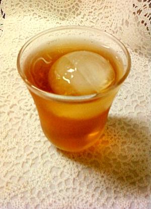 爽やかな味わい☆ジャスミン茶と紅茶のブレンドティー