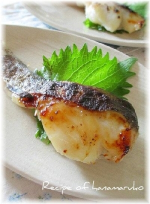 極上の香り、粕漬け魚が格段においしい。誰か箸を止めて♡