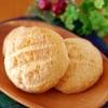 ホットケーキミックスでサクサク簡単メロンパン