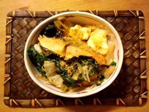 豚肉の代わりに秋鮭を! 秋鮭キムチ蒸し鍋