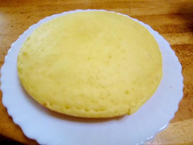炊飯器で簡単、プレーンケーキ