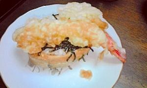 お惣菜で作る 天麩羅いなり寿司