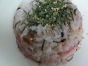 重ねチラシ寿司