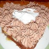 即席☆バレンタイン・ケーキ