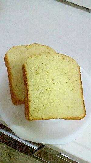 HBの早焼きでも!簡単栗ご飯入り食パン