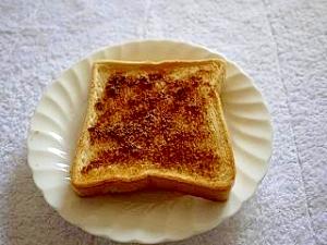 きな粉トースト