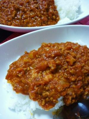 トマト缶を使って☆トマトのドライカレー レシピ・作り方 by かもめのタマゴ|楽天レシピ