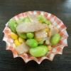 お弁当に☆ベーコンとお豆の炒め物