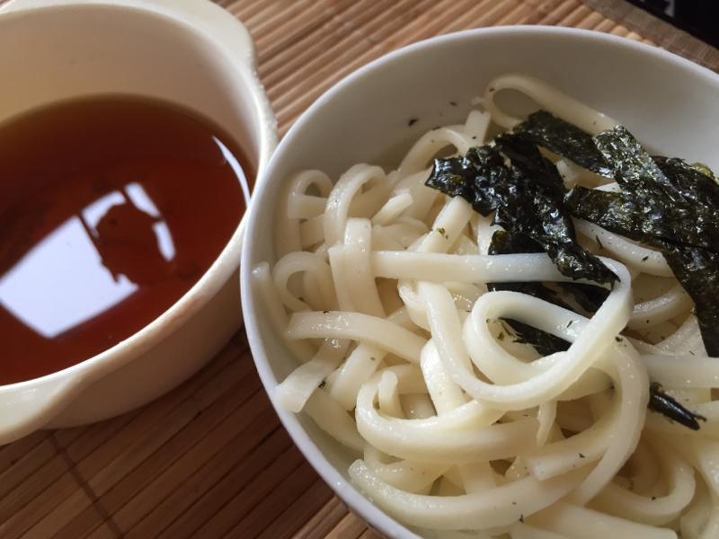海苔すだちうどん レシピ・作り方 by たかまさ20010911|楽天レシピ