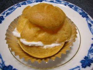 ☆お店の味!豆乳ホイップと豆乳で作るカスタード☆