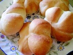 砂糖不使用 ホシノ丹沢酵母★甘酒パン