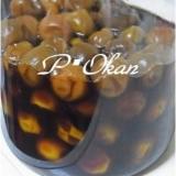ヘルシー☆黒砂糖と蜂蜜の梅シロップ