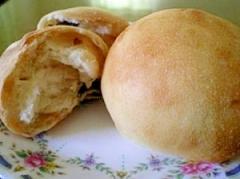 ホシノ丹沢酵母★黒糖レーズンパン