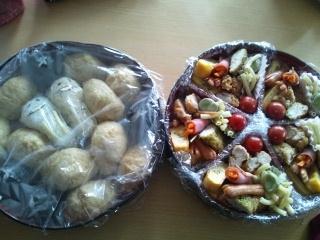 稲荷寿司・小学校運動会のお弁当2013