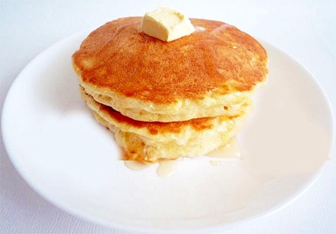 HM メレンゲでふわふわ ホットケーキ パンケーキ レシピ・作り方 by liqueur|楽天レシピ