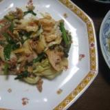 豚キムチ スタミナ炒め