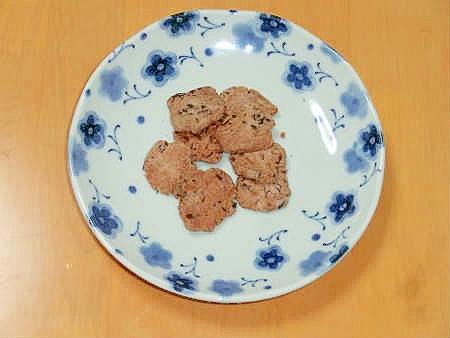 ♪ 白玉粉でクッキー♪