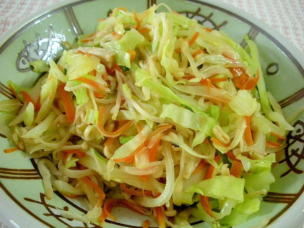 保存食?の野菜塩糀炒め