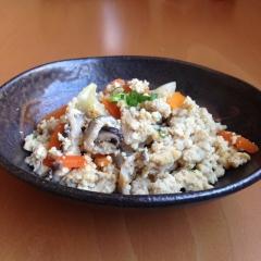 粉豆腐の煮物♪