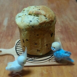 HB早焼きだからお気軽♪さつまいもペーストの食パン