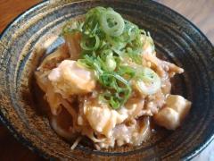 ★鶏ひき肉と豆腐のこってりもやし麻婆風~★