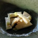 コールラビの中華ザーサイ風漬物