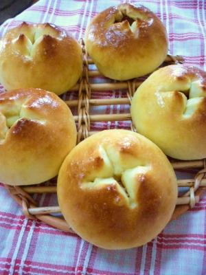 角切りベーコン&チーズのパン レシピ・作り方 by かもめのタマゴ|楽天レシピ
