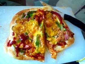 トースターでランチピザ 失敗しやすい2点の注意