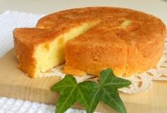 Tファールソースパンでパウンドケーキ
