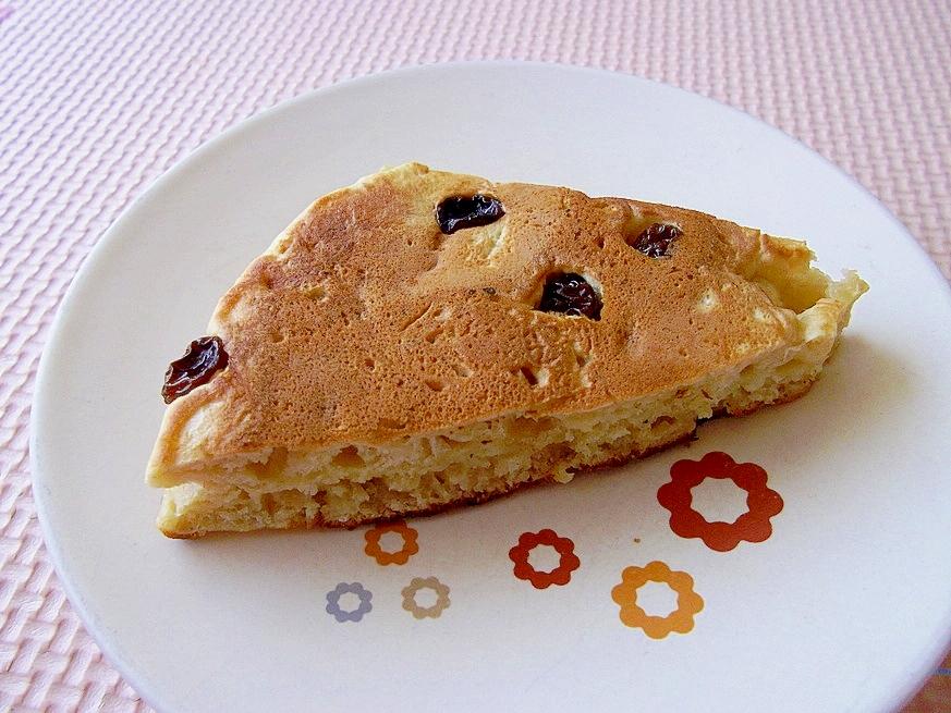 簡単おやつ*バナナはちみつパンケーキ* レシピ・作り方 by へんてこぽこりんママ|楽天レシピ