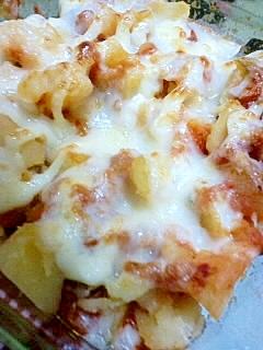 美味しい☆マヨチーズ焼きラタトゥイユ