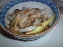つけだれde食べるシンプル一人鍋