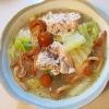 温まる!鶏胸肉と白菜のあんかけ