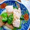 Θ塩麹Θ*お弁当に* 豚バラ肉とピーマンの塩麹炒め