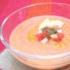 トマトのひんやりスープ(ガスパチョ)