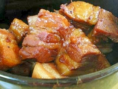 豚の角煮☆ウーロン茶煮