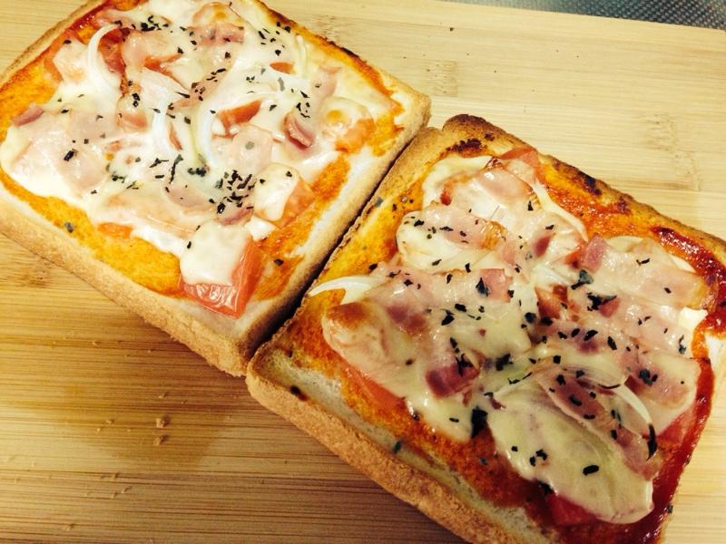 家にあるもので、美味しいピザソース レシピ・作り方 by jinai8685|楽天レシピ