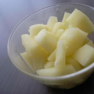 離乳食に!パンに!りんごのバターソテー