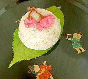 母の日こそ! 桜餅の出番ですよ!!