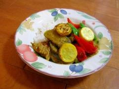 彩り夏野菜カレー
