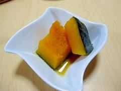 京風 かぼちゃの炊いたん♪ 薄味