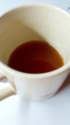 健康★ビネガーゆず茶