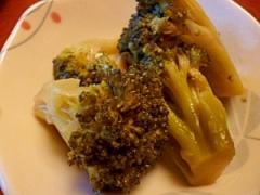 冷凍ブロッコリーが変身☆ブロッコリーの中華風マリネ