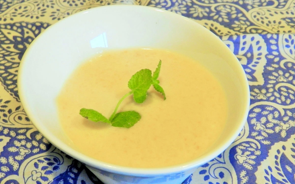 夏バテ対策に!食欲のない時に「ビシソワーズ」など野菜たっぷりの冷製スープ